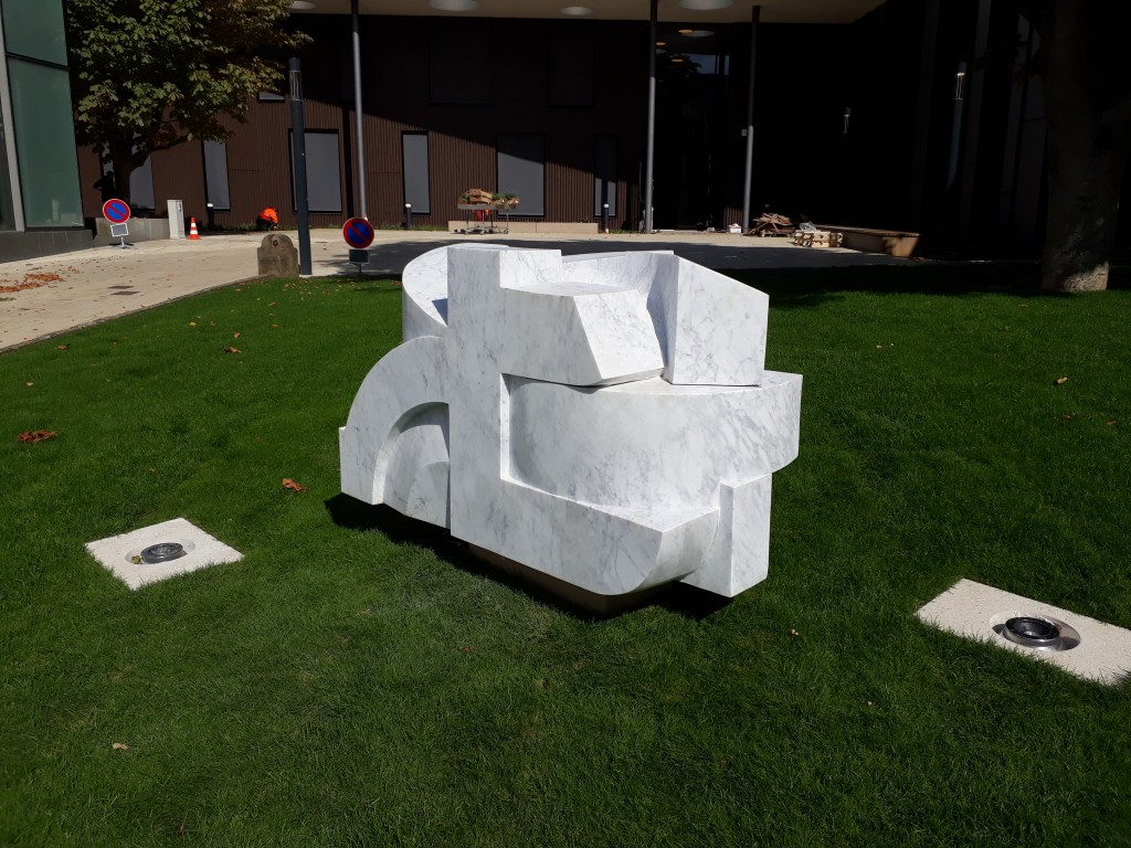 Bending Stone 1
